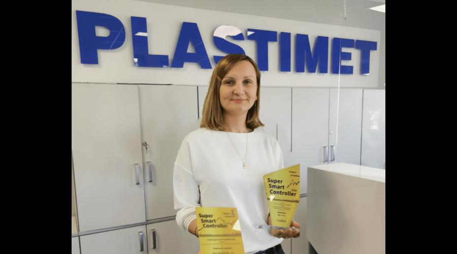 Wzrost sprzedaży dzięki danym - Laureat konkursu Super Smart Controller - Plastimet Elżbieta Karwowska