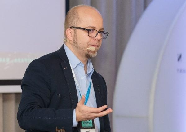 Paweł Musiał - prowadzący szkolenie z rentowności sprzedaży